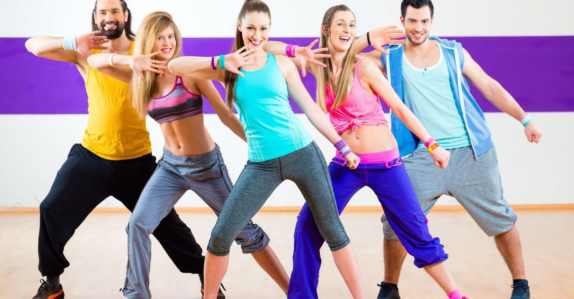 Занятия танцами для похудения в омске